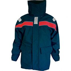Coastal Jacket Navy Size M