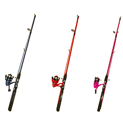 Cosmic 6ft Rod & Reel Fishing Set