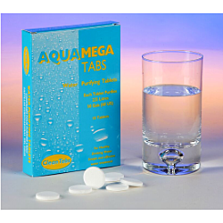 Aqua Clean Mega Tabs Mega Box (Order x6 for Display Box)