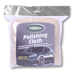 Super Soft Cotton Polishing Cloth (400g)