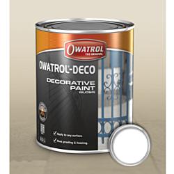Owatrol Deco Gloss White 2.5 ltr