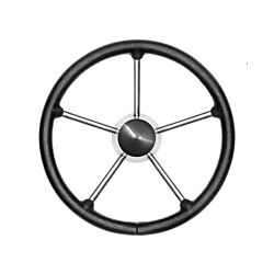 "Destroyer Wheel - Polyurethane Rim 3/4"" Tapered Shaft"