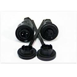 6 Pin Plug & In-line Socket Kit