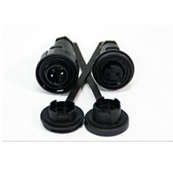 7 Pin Plug & In-line Socket Kit