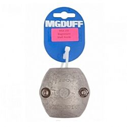 Magnesium Shaft Anode To suit dia 1 1/2