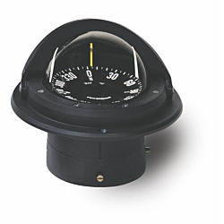 "Ritchie Voyager® F-82, 3"" Dial Flush Mount - Black"