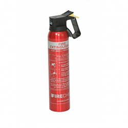 600G AEROSOL BC POWDER EXTINGUISHER