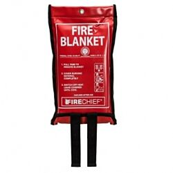 Soft Pouch Fire Blanket