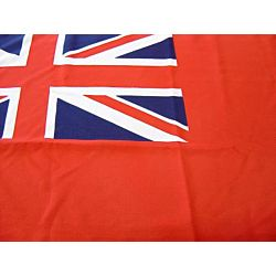 Red Ensign 3/4 Yard (70x35cm) SEWN