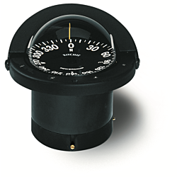 "Ritchie Navigator™ FN-201 4½"" Dial Flush Mount - Black"