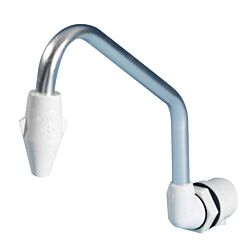 Faucet Tuckaway On-Off Wte
