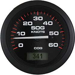 Speedometer - GPS w/LCD (display head only)
