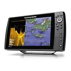 HELIX 12 CHIRP DI GPS Fishfinder/Plotter 12""