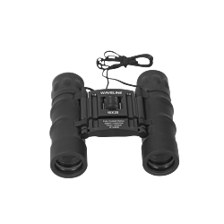 Waveline 10 x 25 compact & lightweight binocular