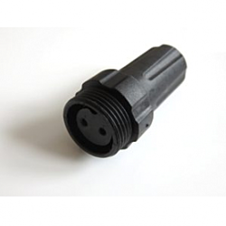 2Pin In-line connector - female