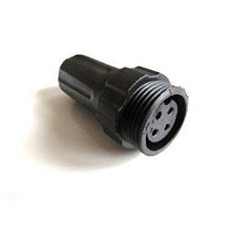 4Pin In-line connector - female