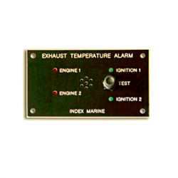 Panel Ex Temp Alarm - Single