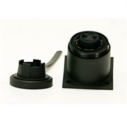 9 Pin Bulkhead Socket & Cap