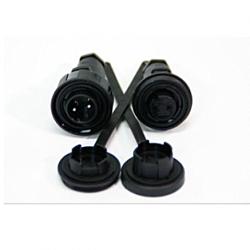 4 Pin Plug & In-line Socket Kit
