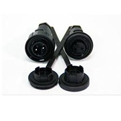 9 Pin Plug & In-line Socket Kit