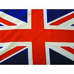Union Flag 1 1/2 Yard (135x70cm) Printed