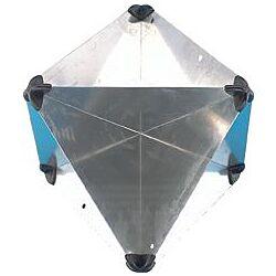 Folding Radar Reflector