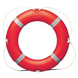 Lifebuoy Ring Solas with Reflective Tape