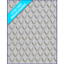 Light Grey Retail Roll 1200 x 900 x 3mm Diamond Pattern