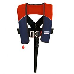 ISO 180N Harness UML Auto Red /Navy