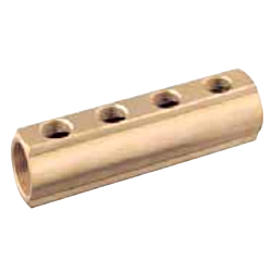 Manifold F (Brass)