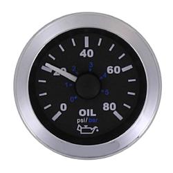 Oil Pressure 80 PSI