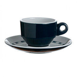 Columbus Coffee Cups 6 Pieces - 6.5 Cm. / H