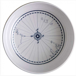 Columbus Bowl 6 Pieces - 16 Cm Melamine+