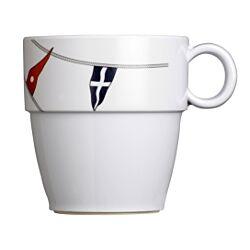 Regata Mug Non Slip 6 Pieces