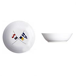 Regata Bowl 6 Pieces - 14 Cm. Melamine