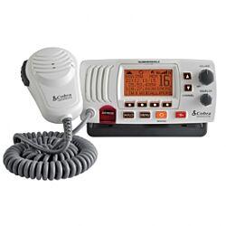 Cobra F57 Fixed VHF Marine Radio - White
