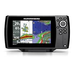 HELIX 7 CHIRP GPS G2N inc Navionics +