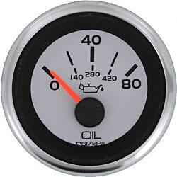 Oil Pressure, 240 - 33 ohm - US Type