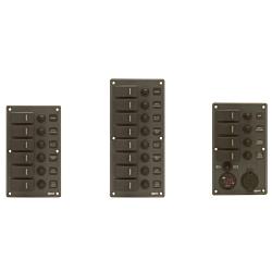 Switch Panels (Sealed Rocker Switches)