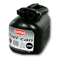 Bell Diesel Can - Black (5Ltr)