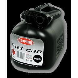 Bell Diesel Can - Black (5Ltr)