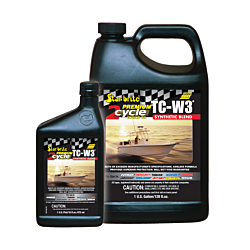 Premium 2-Cycle Synthetic Blend Engine Oil TC-W3®