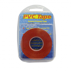 20m X 19mm - Yellow Flame Retardant High Quality PVC Tape