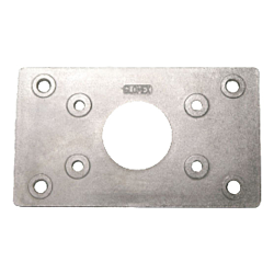 REINFORCEMENT PLATE - STAINLESS STEEL