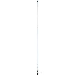 AM/FM Antenna 2.4M Fibreglass 6M Coax