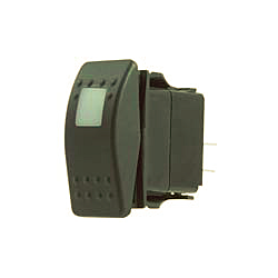 Rocker Switch (Single Square)