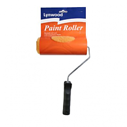 Roller with Simulated Sheepskin Sleeve 9""