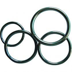 (wl-518320) Round Ring - Stainless Steel