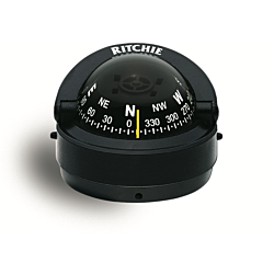 "Ritchie Explorer™ S-53, 2¾"" Dial Surface Mount - Black"