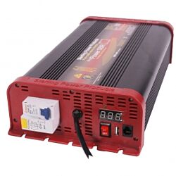 Pure Sine Wave Inverter 24V 1600W RCD